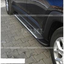 Подножки кузова Dodge Nitro (07-12)