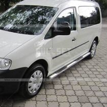 Пороги Volkswagen Caddy 04-09