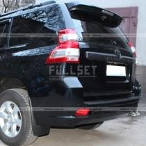 Юбка заднего бампера Toyota Prado 150 (2013-...)