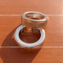 Кольца на регулятор кондиционера Toyota Prado 150 (08-12)