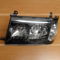Передняя оптика Toyota Land Cruiser 100 (98-07)