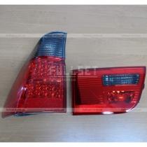 Задние диодные фонари BMW X5