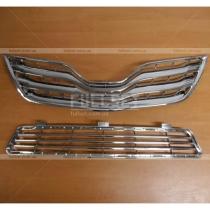 Решетка радиатора Toyota Camry v45 (10-12)