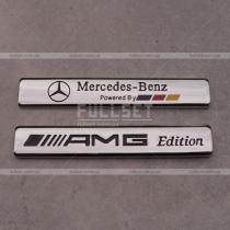 Эмблема на крыло AMG, Mercedes