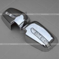 Корпуса зеркал с поворотами Mitsubishi Pajero Sport (2010-...)