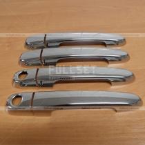 Хромированные накладки на ручки Hyundai Accent 06-09