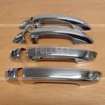 Накладки на ручки Volkswagen Touareg (2010-...)