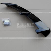 Задний спойлер Honda CR-V (07-12), черного цвета
