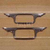 Хром кант повторителей поворотов Nissan Maxima A33 (00-07)