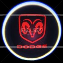 Проектор логотипа дверной Dodge Nitro (07-12)