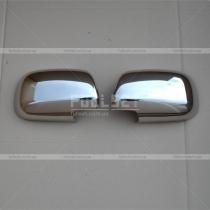 Накладки на зеркала Toyota Hilux (05-15)
