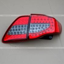 Задние фонари Toyota Corolla (07-09)