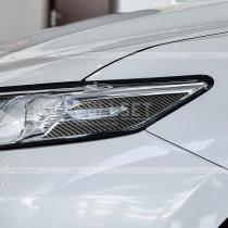 Накладки на фары Toyota Camry v70 (2018-...)