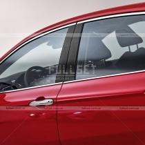 Накладки на стойки Toyota Camry v70 (2018-...)