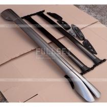 Продольные рейлинги на крышу в комплекте с интегрируемыми поперечинами