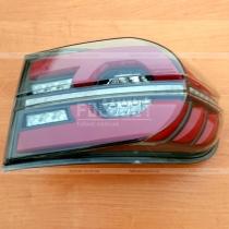 Светодиодные задние фонари с динамическими поворотами и динамическим приветсвием
