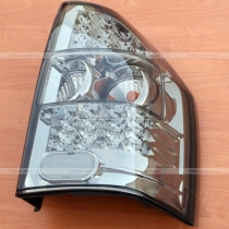 Задние фонари светодиодные в исполнении тонированный хром