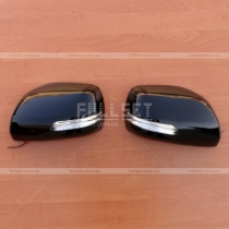 Корпуса зеркал с дтодным поворотом Toyota Land Cruiser 200 (08-...)