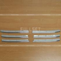 Накладки на решетку Volkswagen Transporter T5 (04-09)