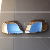 Накладки на зеркала Volkswagen Touareg (02-09)