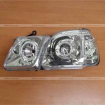 Передняя оптика Lexus LX 470