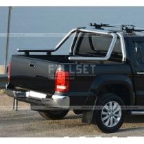 Дуга в багажник Toyota Hilux (05-15)