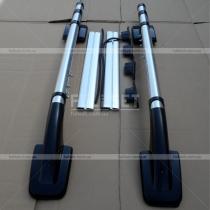 Багажные рейлинги Nissan Navara (05-12)