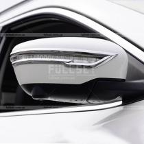 Накладки на зеркала Nissan Qashqai (2015-...)
