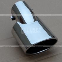 Насадка на глушитель Chevrolet Cruze (09-13)
