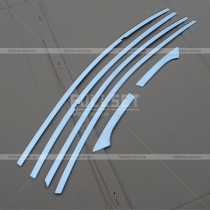 Верхние молдинги стекол Chevrolet Cruze (09-13)