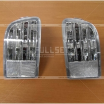 Задние противотуманки Toyota Prado 120 (03-09)