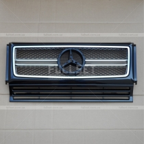 Решетка радиатора Mercedes Gelandewagen (90-15)