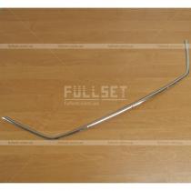 Хромированная окантовка на решетку бампера, нержавеющая сталь.
