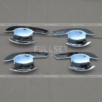 Накладки под ручки Mitsubishi L-200 (06-12)