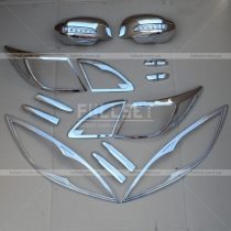 Хром пакет Mazda Mazda 6 (07-11)