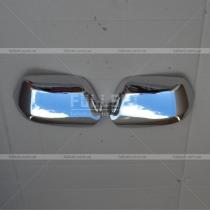 Накладки на зеркала Mazda 6 (02-07)
