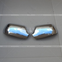 Накладки на зеркала Mazda Mazda 3 (04-08)