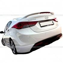 Спойлер со стоп сигналом Hyundai Elantra 2011-...