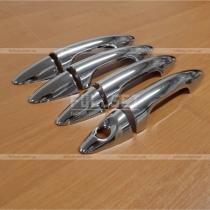 Хромированные ручки Hyundai Accent (2010+)