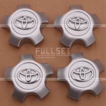 Заглушки в диски Toyota Rav 4 (2013-...)