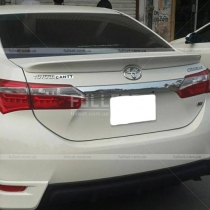 Сабля на багажник Toyota Corolla (2013-...)