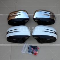 Наружные корпуса зеркал со встроенным светодиодным указателем поворотов