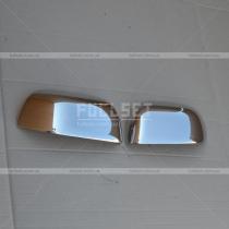 Хром на зеркала Nissan Navara (05-12)