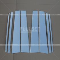Накладки на стойки Lexus LX 570 (08-...)
