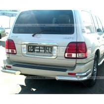 Защитные углы Lexus LX 470