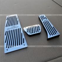 Накладки на педали BMW E-34 (88-95)