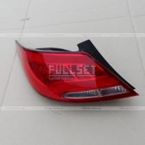 Задние фонари Hyundai Accent (2010+)
