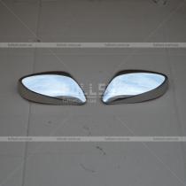 Накладки на зеркала Hyundai Accent (2010+)