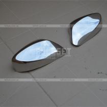 Хром на зеркала Hyundai Accent (2010+)