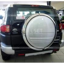 Чехол запасного колеса Toyota FJ Cruiser (04-12)